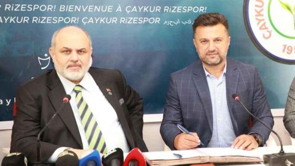 Bülent Uygun'da 3 yıllık sözleşme