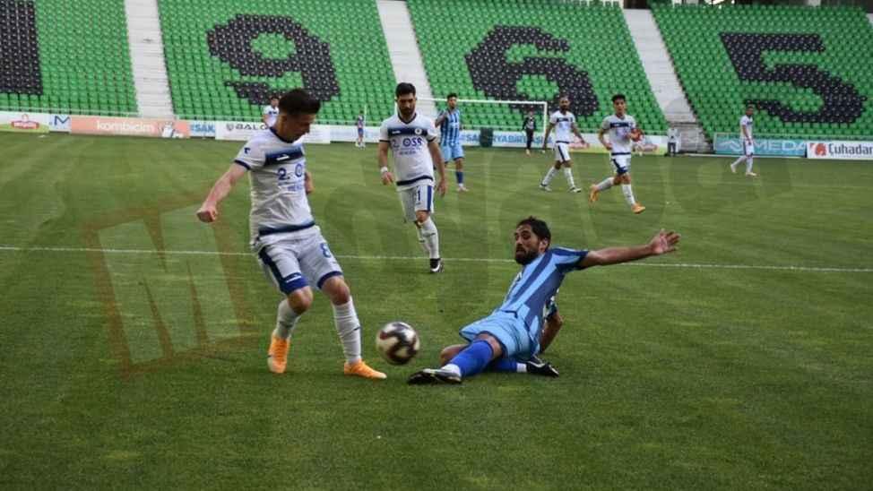 Hendekspor 3 golle güldü! İşte maç özeti