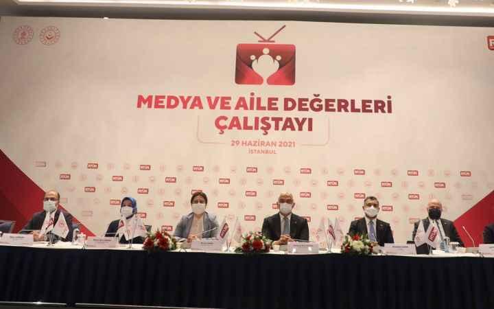 RTÜK'ten 'Medya ve Aile Değerleri Çalıştayı'
