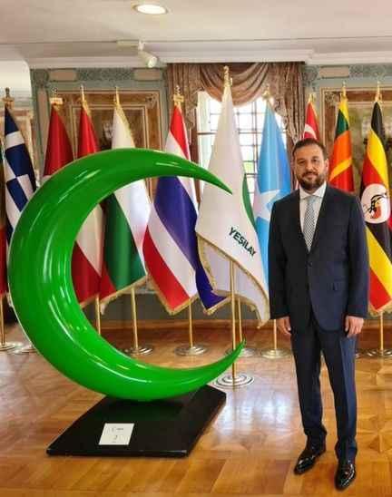 Türkiye Yeşilay Cemiyeti Genel Merkez Yönetim Kurulu'nda Sakaryalı bir isim yer aldı
