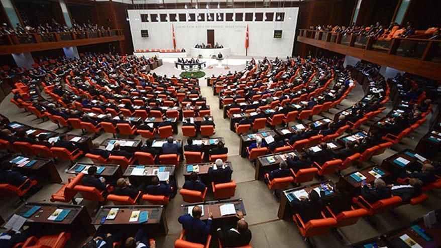 Meclis'te yine Tank Palet tartışması yaşandı