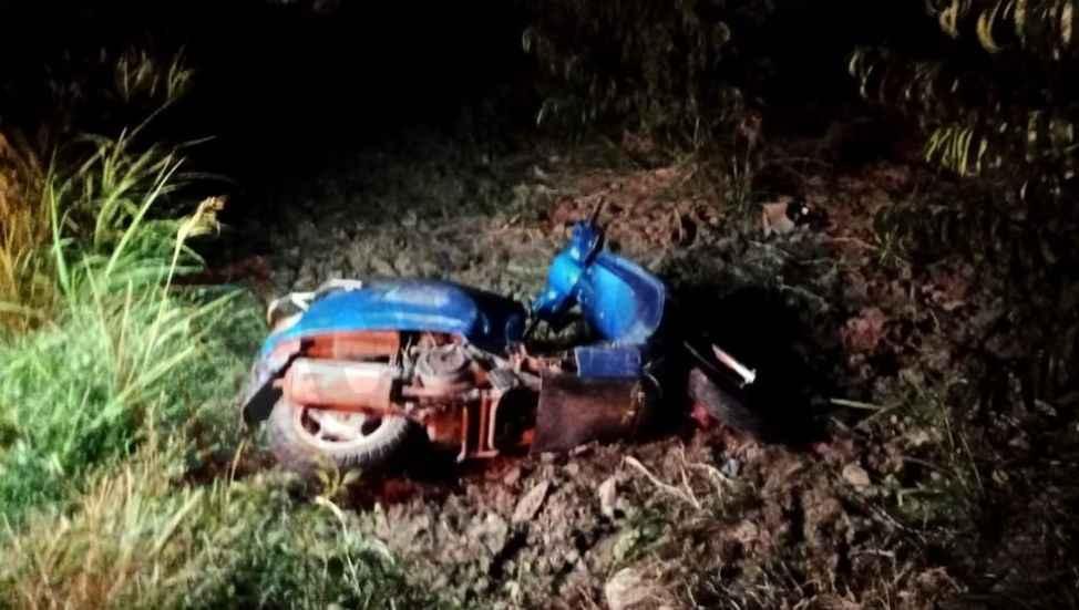 Pamukova'da motosiklet kazası: 2 yaralı