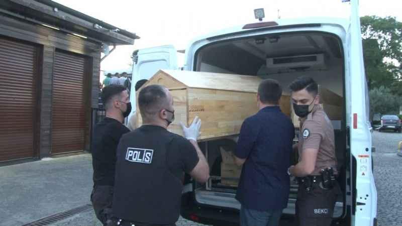 İstanbul'da Kasımpaşa sahilinde erkek cesedi bulundu