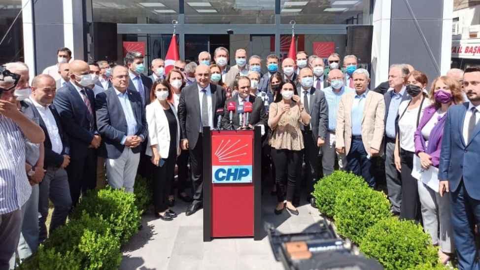 CHP 37 milletvekili ile Sakarya'da
