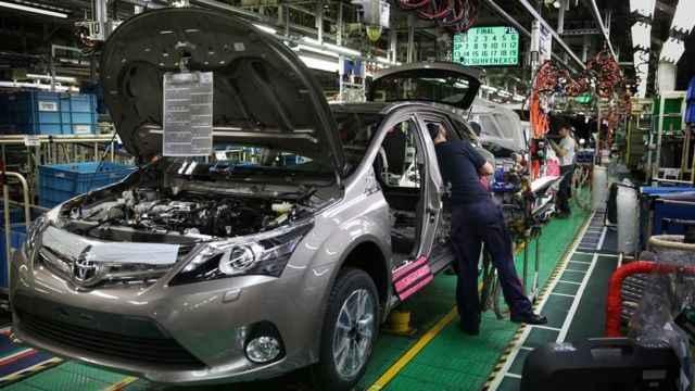 Toyota'nın haziran ayı satışı 5 bin 368 adet oldu