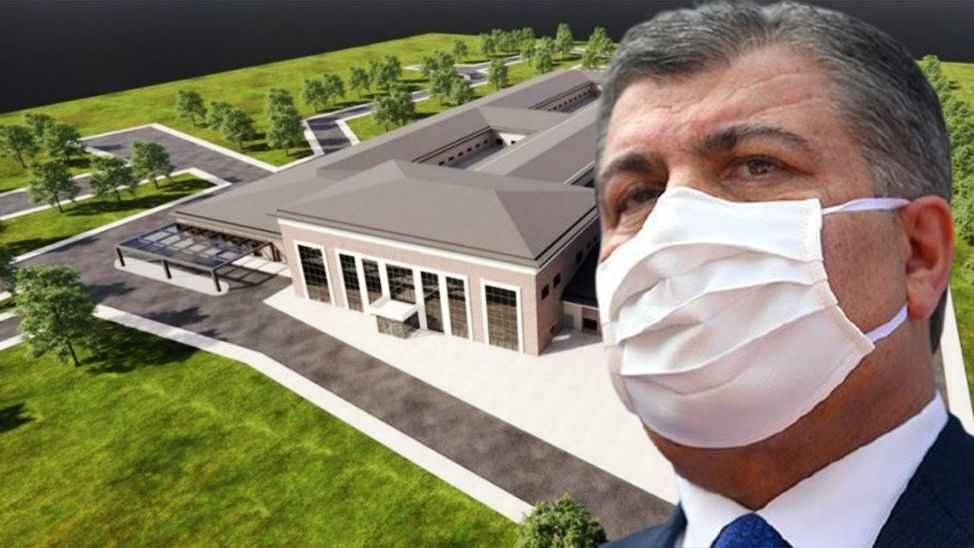 """Sağlık Bakanı Koca """"Sakarya'da sağlıkta 10 farklı proje devam ediyor"""""""