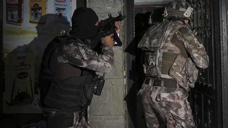 İstanbul'da DEAŞ operasyonu: 11 gözaltı