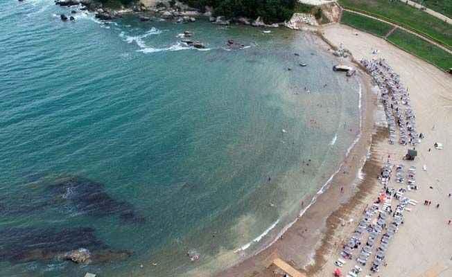Kandıra'da iki plaj dışında tüm plajlarda denize girmek yasaklandı