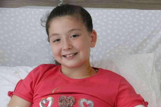 Cumhurbaşkanı Erdoğan'ın ziyaret ettiği küçük Elanur, yaşadığı mutluluğu anlattı