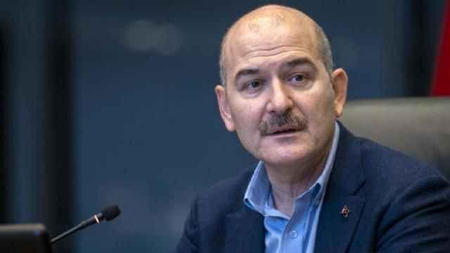 """Eski AK Partili vekil İşbaşaran'ın """"Bakan Soylu istifa etmiş"""" iddiasına İçişleri Bakanlığı yetkililerinden yalanlama"""