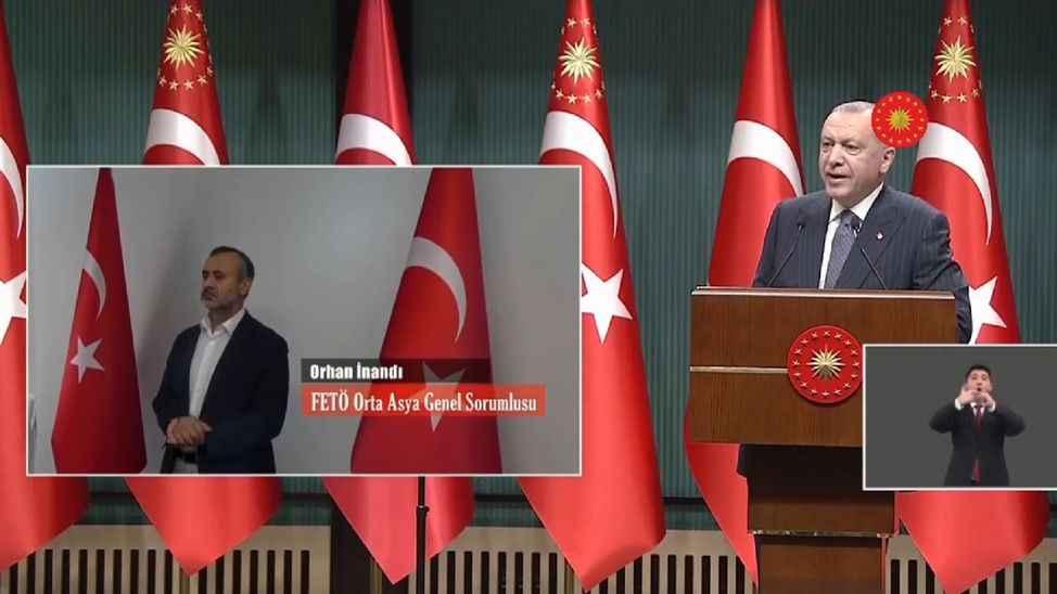 FETÖ'ye yeni darbe! Yakalanan Orta Asya Genel Sorumlusu Orhan İnandı kim?