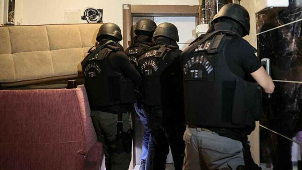 Operasyonda yakalanmışlardı, tutuklandılar