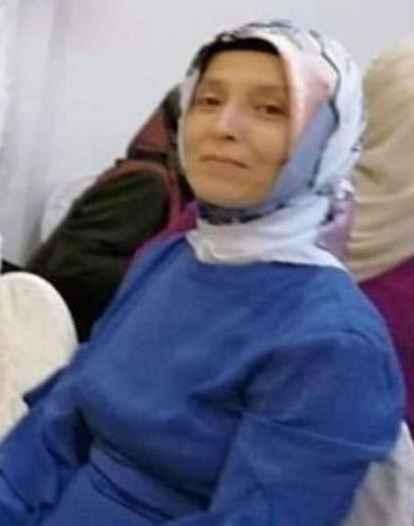 44 yaşındaki iki çocuk annesi Çamur, amansız hastalığa yenildi!