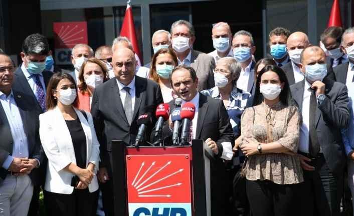 CHP'li 37 milletvekilinden Kılıçdaroğlu'na Sakarya raporu