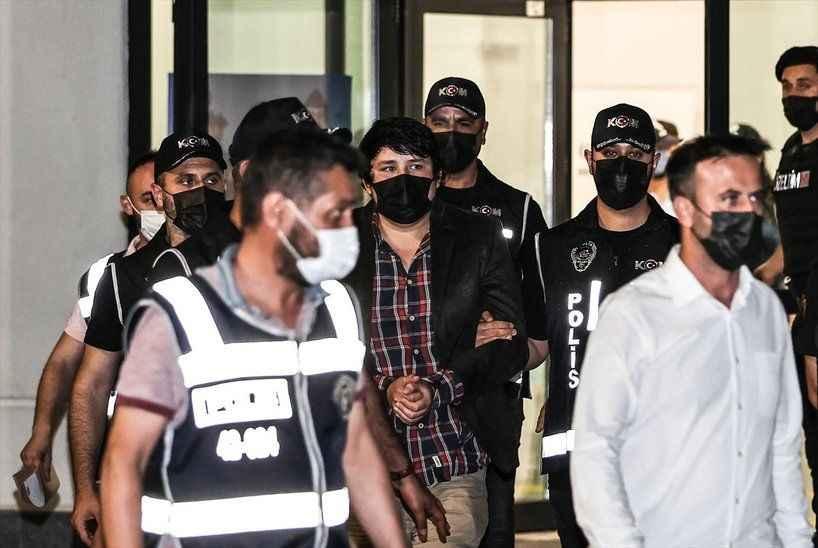 Ve Tosuncuk lakaplı Mehmet Aydın tutuklandı