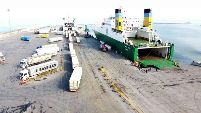 """""""Karasu Limanı'ndan ülke ekonomisine 100 milyon dolar katkı sağlamayı hedefliyoruz"""""""