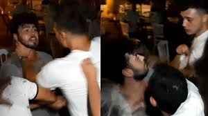 Ağanın oğlu gazeteci dövdü... Edirne'de Sakaryalı Seyfettin Ağa'nın yemeğinde olay çıktı