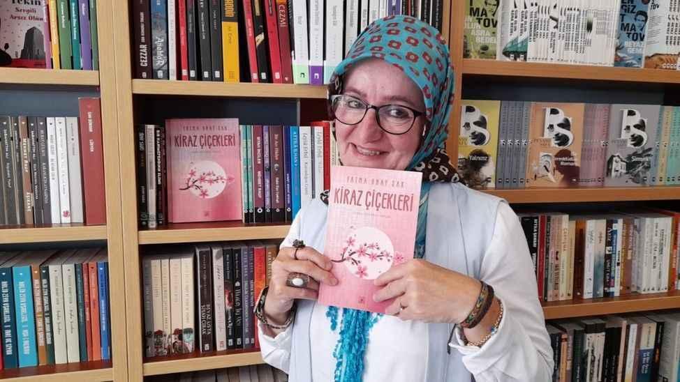 Fatma Onay Sak'ın ilk kitabı çıktı