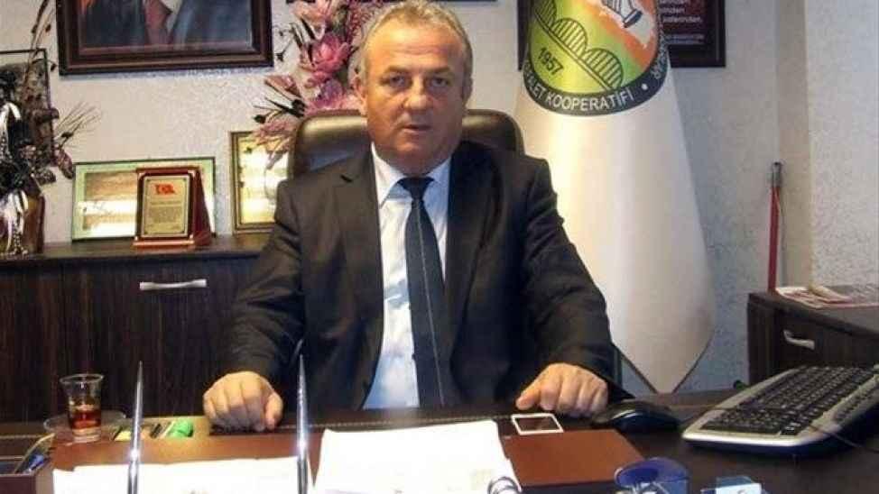 Esnaf Kefalette Balaban yeniden başkan