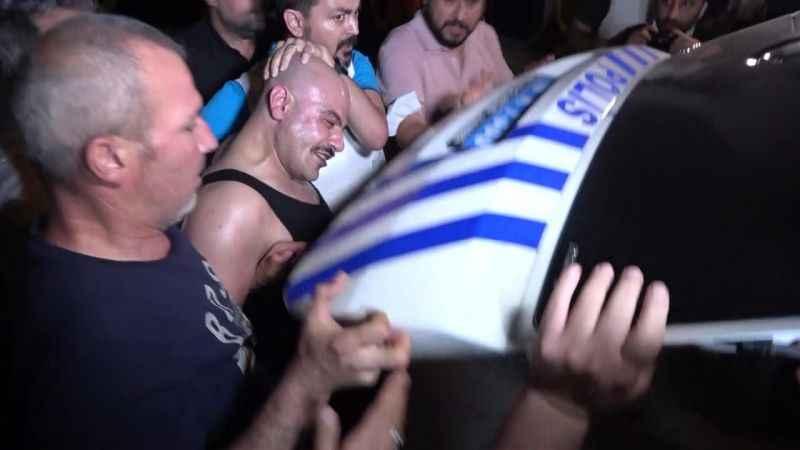 Bursa'da rehine krizi özel harekat operasyonuyla son buldu