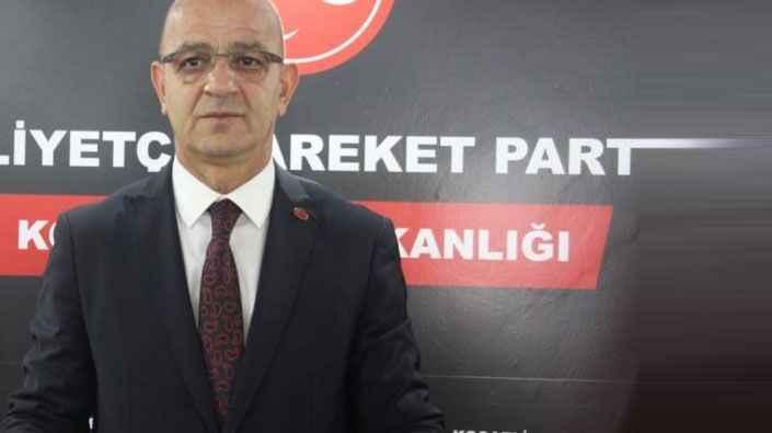 Komşu MHP İl'de deprem... Genel merkez il başkanını görevden aldı!