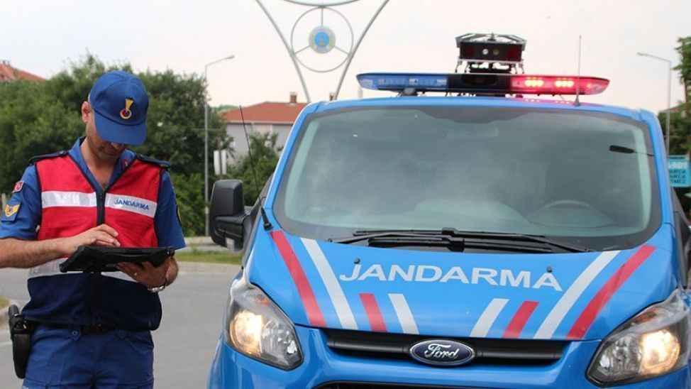 Jandarma bölgesinde bu olaylar oldu