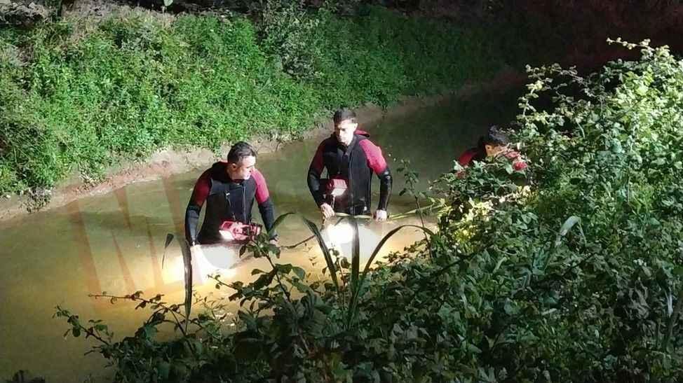 Geyve'de 4 yaşındaki kayıp çocuk sulama kanalında aranıyor!