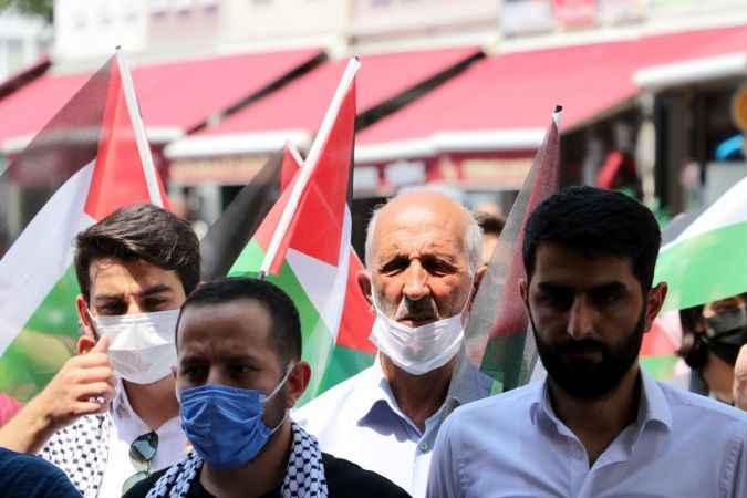 İsrail'in Mescid-i Aksa'daki politikalarını kınandı