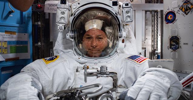 MHP İl Başkan Akar, NASA astronotuna neden teşekkür etti?