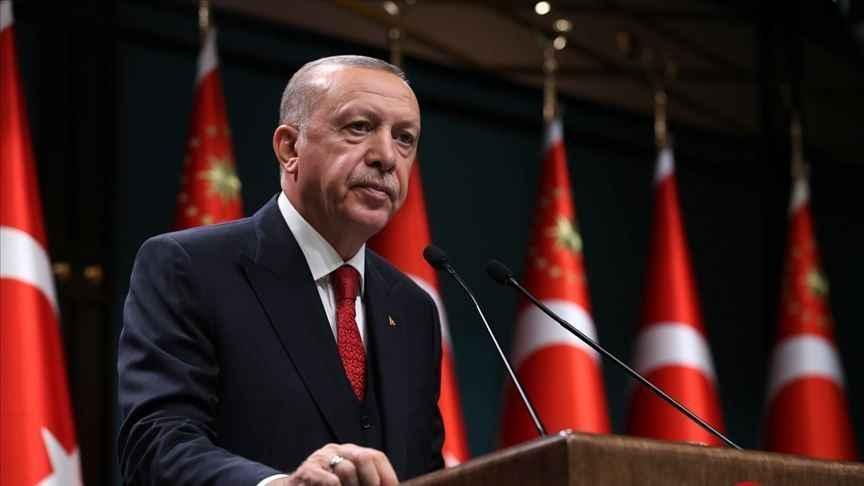 Kısıtlamalar Geri Mi Dönecek? Cumhurbaşkanı Erdoğan'dan Açıklama