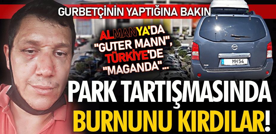 "Almanya'da ""Guter Mann"", Türkiye'de ""Maganda"".."