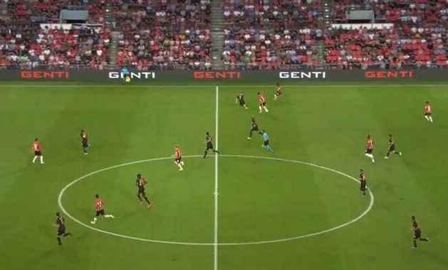 PSV-Galatasaray maçı neden kesintiye uğradı?