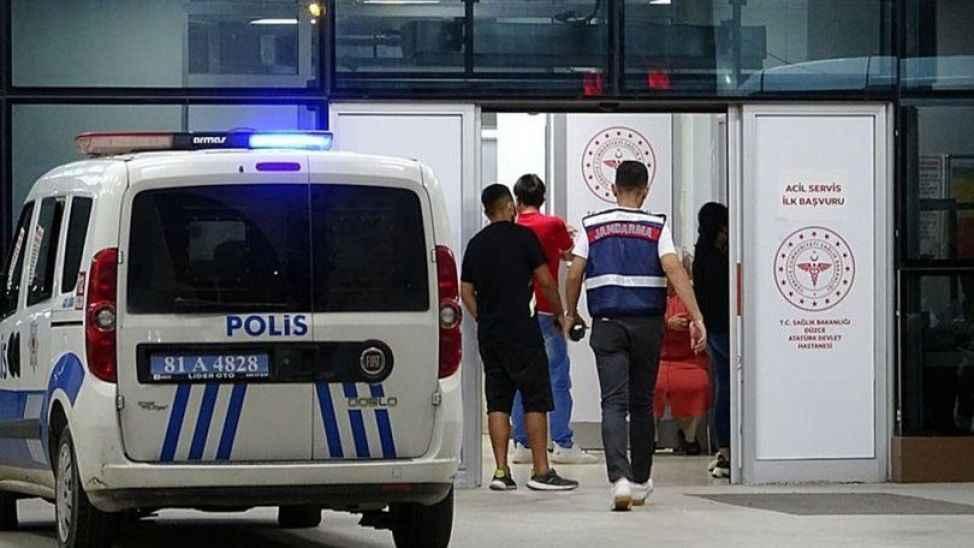 2 kardeşini öldürüp kaçtığı Hendek'te yakalanan ağabeyi tutuklandı