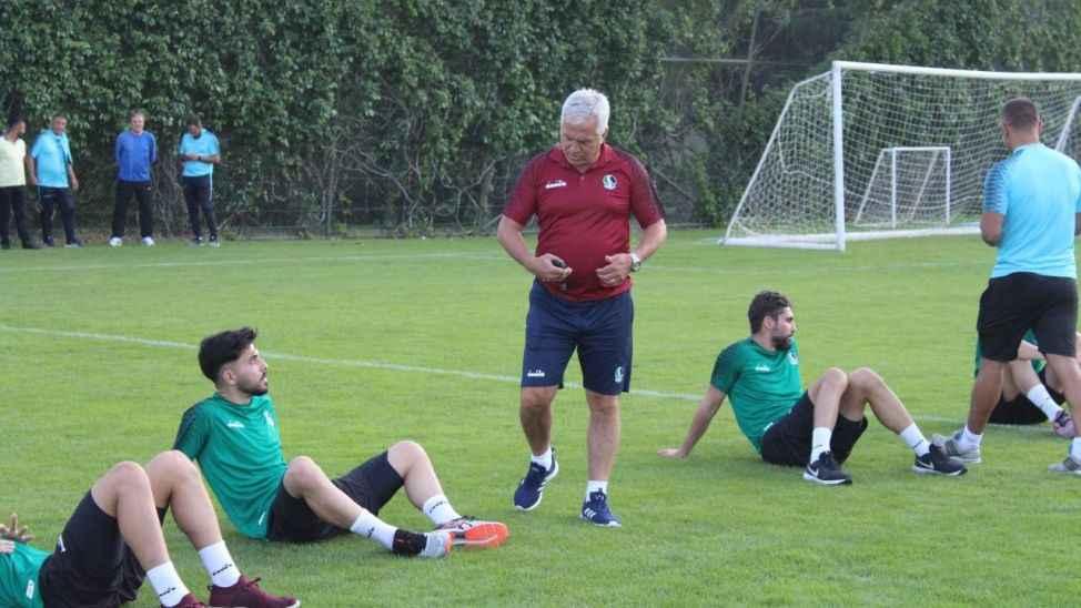 Sakaryaspor'un ikinci etap kampı başladı