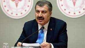 """Sağlık Bakanı Koca'dan """"aşı ve tedbir"""" çağrısı:"""
