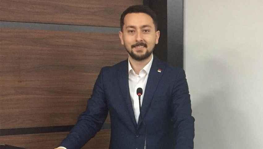GBT'ye takılan CHP İl Gençlik Kolları başkanı Ulaş  Adliye'de! Tutuklanma değil gözaltı!