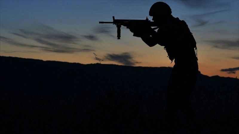 PKK/KCK'nın sözde Hakurk lojistik alan sorumlusu terörist, MİT'in operasyonuyla etkisiz hale getirildi