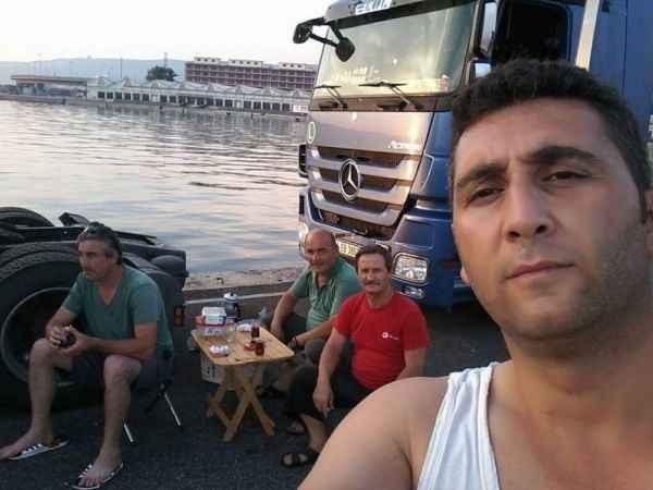 Karasulu tır şoförü Serdar Bulgaristan'da ölü bulundu