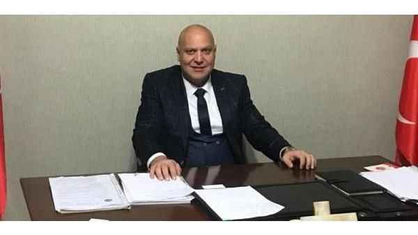 MHP ilçe başkanı Alemdar'ın baba acısı