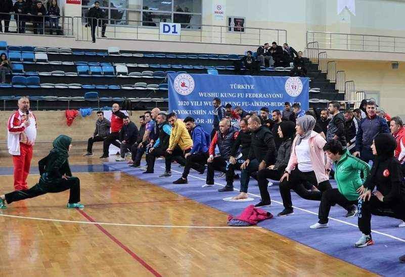 Wushu Budokaido Kumite Türkiye Şampiyonası Sakarya'da yapılacak