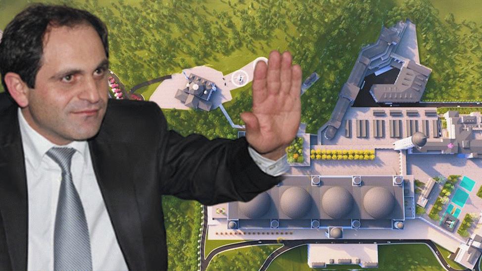 Keleş:'Serdivan Belediyesi nerede bir yeşillik görse, inşaat yapmak için kolları sıvıyor'