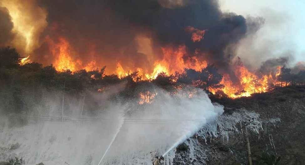 Sakarya'dan da ekipler gitmişti! Marmaris'teki yangın ile ilgili iki çocuğun ifadeleri ortaya çıktı