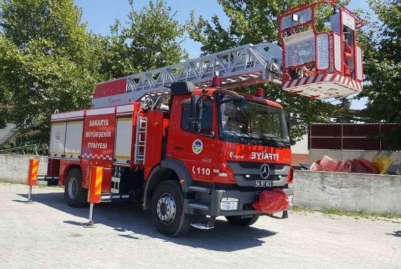 Yangınlara Büyükşehir Belediyesi kayıtsız kalmadı!