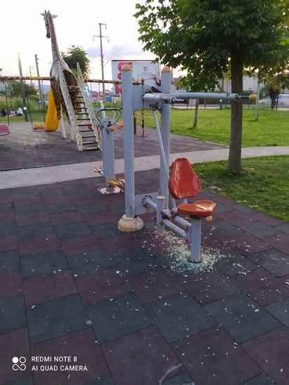 Adapazarı'nda amacına göre kullanılmayan bir çocuk parkı şikayeti daha!