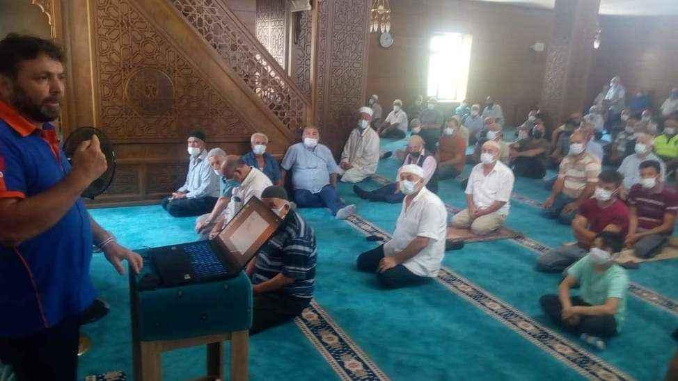 AFAD Akyazı'da afet farkındalığı eğitimi verdi