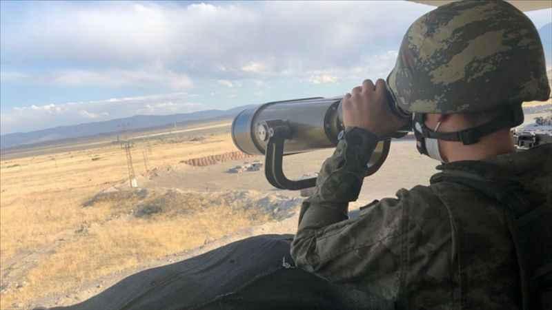 Fırat Kalkanı bölgesine saldırı gerçekleştiren PKK/YPG'li 3 terörist etkisiz hale getirildi