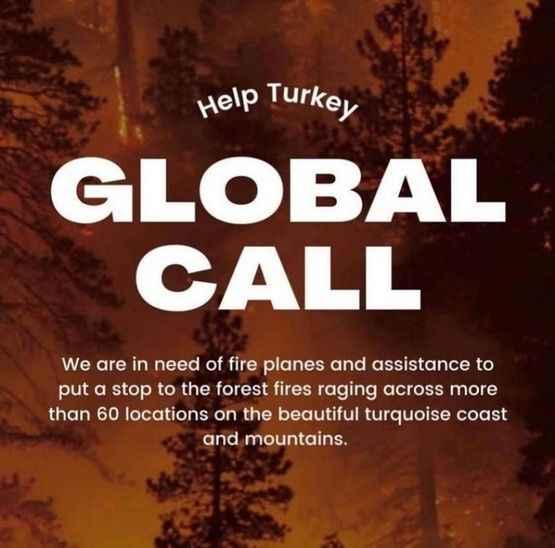 Türkiye'den 'Global Call' çağrısı yapıldı!