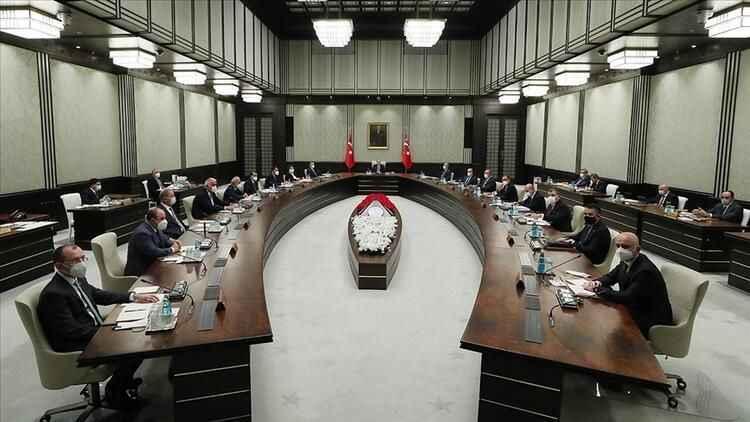 Kabine toplantısı ertelendi!