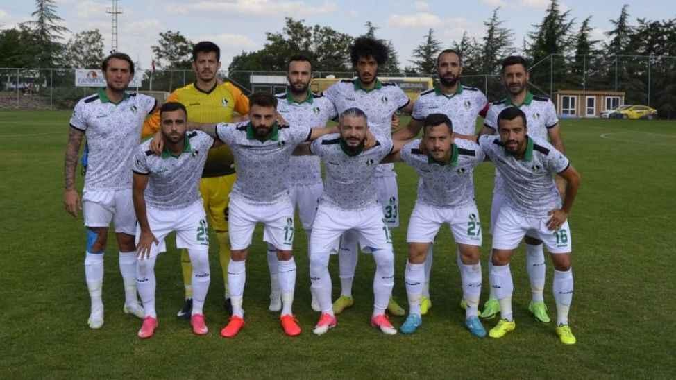 Sakaryaspor'un 3.hazırlık maçı canlı yayınla TV264'de