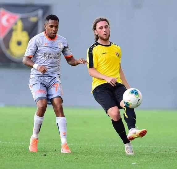 Yavuzhan Keleşoğlu Hendekspor'da